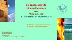 Biodanza, Identité et les 4 éléments