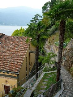 Morcote, Ticino, Switzerland Winterthur, Zermatt, Lugano, Canton Ticino, Switzerland Bern, Places To Travel, Places To Visit, Grindelwald, Swiss Travel
