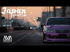 日本のストリートドリフト。  Every weekend dedicated groups of automotive enthusiasts will gather from midnight until the early hours of the morning to leave rubber on the streets. This is where drifting started, this is grass roots raw street drifting. Getting ...