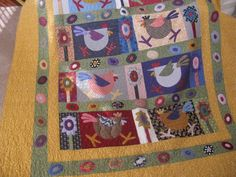 Quilting Blog - Cactus Needle Quilts, Fabric and More: Spring Chickens