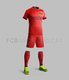 New Barca Away kit  <3