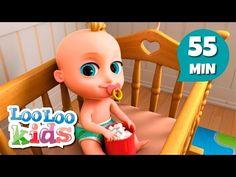 Johny Johny Yes Papa - Great Songs for Children   LooLoo Kids - YouTube
