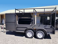 Blackburn Trailer offers custom built tradesman trailer for sale at very affordable rates. BlackBurn tradesman trailers come in various sizes x 4 Tradetop, x 5 Tandem Tradesman, 7 x 5 Single Axle and 7 x 5 Split Tradesman) that suit your requirements. Tilt Trailer, Work Trailer, Off Road Trailer, Trailers For Sale, Tandem, Recreational Vehicles, Melbourne, Suit, Camper
