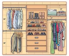 Read This Before You Redo Your Bedroom Closet