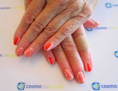 #cosmospalounge #nailart  #biosculptureusa  #nailstamps