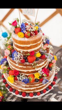 Naked cake                                                                                                                                                                                 More