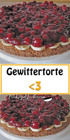 Torte Cake, Funny Cake, Cakes And More, Oreo, Baking Recipes, Cheesecake, Brunch, Food And Drink, Cupcakes