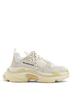 Click here to buy Balenciaga Triple S low-top trainers at  MATCHESFASHION.COM Sneakers 246e7d855
