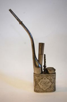 Antique chinese Pipe - tobacco water pipe