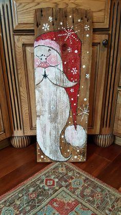 Subtil oder nett ets etsy com shop fwackijackdesign … fwackijackdesign Christmas Wood Crafts, Christmas Signs, Rustic Christmas, Christmas Art, Christmas Projects, Winter Christmas, All Things Christmas, Holiday Crafts, Pallet Christmas