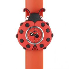 Anisnap Ladybug Watch | The Handpicked Collection
