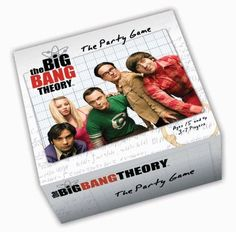 "In The Big Bang Theory: The Party Game – originally announced as Bazinga!, after the ""gotcha"" catchphrase of the TV show's signature character Sheldon – players compete to pair category cards with insider phrases and references from the show. Players earn points based on how their card combinatio..."