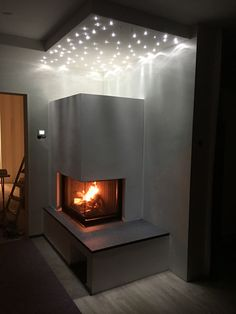 Rocket Stoves, Sweet Home, House Ideas, New Homes, Living Room, Home Decor, Living Room With Fireplace, Ideas, Houses