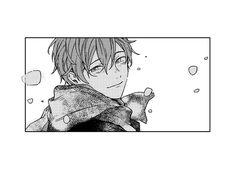 6 (Hiiragi ⌜ Yuuki was. Manga Anime, Manga Art, Anime Guys, Anime Art, Otaku Anime, Manhwa, Anime Lindo, Anime Tattoos, Anime Stickers