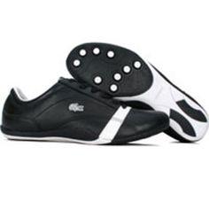 Lacoste Womens Shua Lace (black / white) 15SPW1291-312 - $109.99