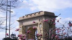Arch of Triumph in Bucharest http://bucharest-travel.com/about-us-bucharest-travel/