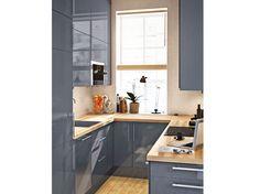 Petites cuisines : nos solutions de 2 à 8 m²