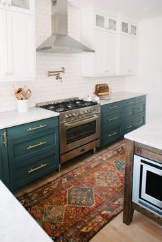 Kitchen styled by Loom + Kiln