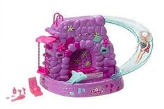 Polly Pocket Fountain Falls Playset by Mattel - Shop Online for Toys in the United States Childhood Toys, Childhood Memories, Polly Pocket World, Fountain Lights, Barbie Doll Set, For Elise, Puzzle, Dolls For Sale, Toys Online