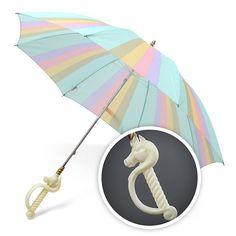 Einhorn-Regenschirm