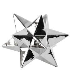 12 Point Great Icosahedron Sculpture