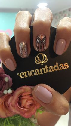 Hot Nails, Hair And Nails, Gorgeous Nails, Pretty Nails, Square Acrylic Nails, Nail Games, Nails On Fleek, Natural Nails, Beauty Nails