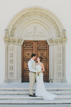 Scripps College / 31 Insanely Beautiful Colleges You Can Get Married At (via BuzzFeed)