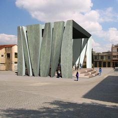 Athens Pavilions – ARC