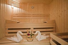 Sauna Wellnesszimmer