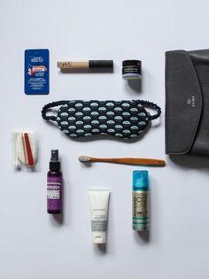 44f46522b0be Lotte make-up pung i Cormorano læder fra Adax