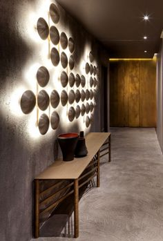 Wall Clip Lights by Henge DAVID SHAW » Archipro