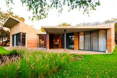 Architect Provides Budget-Minded Family with Stunning Rammed Earth Ajijic House | Inhabitat - Sustainable Design Innovation, Eco Architecture, Green Building