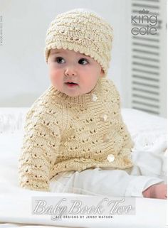 Ravelry: King Cole Baby Book 2