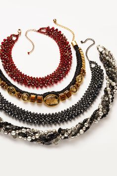 Chico's has the latest statement jewelry pieces in your favorite colors and styles! Find your new favorite jewelry to perfectly top off your Spring looks. Multi Strand Necklace, Beaded Necklace, Necklaces, Pendant Necklace, Cluster Earrings, Hoop Earrings, Chicos Jewelry, Jewelry Show, Stretch Bracelets