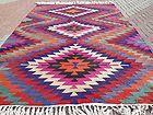 "An eBay shop that sells kilim rugs, carpets, and pillows! Anatolia Turkish Classic Antalya Kilim 77,1"" x 111"" Area Rug Kelim Carpet"