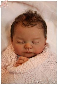Blanca by Ping Lau - Online Store - City of Reborn Angels Supplier of Reborn Doll Kits and Supplies