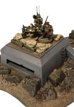 Imperial bunker