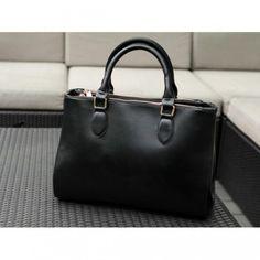 [€ 26.02] Mode Tasche Umhängetasche Handtasche Büro Geschäftsreise PU Ledertasche - Schwarz