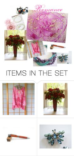 """""""Romance"""" by redheadhippy on Polyvore featuring art"""