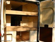 Citroen Jumper L3 H2 2013 por FURGO LIFE CAMPER Van Conversion Interior, Camper Van Conversion Diy, Campervan Ideas, Campervan Interior, Motorhome, Custom Camper Vans, Sprinter Rv, Fiat Ducato, Van Camping