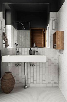 Oscar Properties Bageriet Penthouse håller internationell toppklass The Penthouse bakery holds top c Bathroom Design Inspiration, Modern Bathroom Design, Bathroom Designs, Contemporary Bathrooms, Color Inspiration, Modern Design, Bathroom Layout, Small Bathroom, Bathroom Ideas