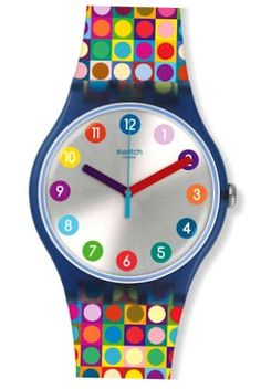 dba194ff28d SWATCH NEW COLLECTION WATCHES Mod. SUON122 Serial 333711 Gents Dream  Watches