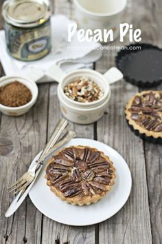 pecan pie for #Thanksgiving