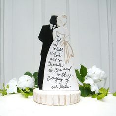 Cute And Silly Wedding Cake Topper For A Fun Walt Disney World High Five We Re Married If I Ever Pinterest Weddings