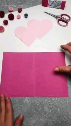 Diy Crafts Hacks, Diy Crafts For Gifts, Diy Home Crafts, Diy Arts And Crafts, Creative Crafts, Creative Ideas, Cool Paper Crafts, Paper Crafts Origami, Diy Paper