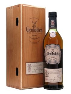 Glenfiddich 1961 / 47 Year Old / Cask #9016 Scotch Whisky : The Whisky Exchange