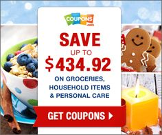 Print FREE Grocery Coupons at Home and more
