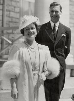 Queen Elizabeth (the Queen Mother) and King George VI in Ottawa, 1939 Facts About Queen Elizabeth, Princess Elizabeth, Princess Mary, Queen Elizabeth Ii, British Monarchy History, British History, Rms Titanic, George Vi, Royal King