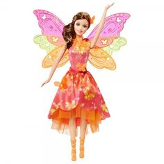 Papusa Zana Din Colectia Barbie Si Usa Secreta