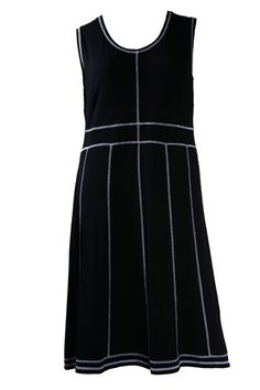DorisStreich jurk stiksels | Fashion In Conflict